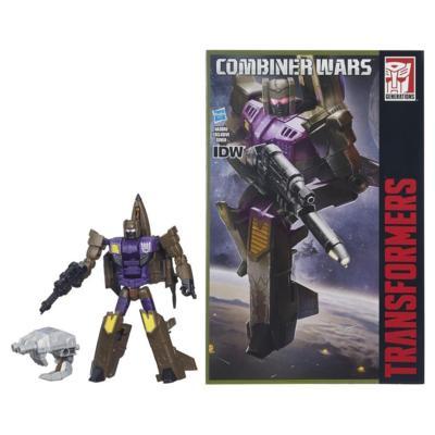 Transformers Generations Combiner Wars - Figurine Decepticon Blast Off de classe de luxe