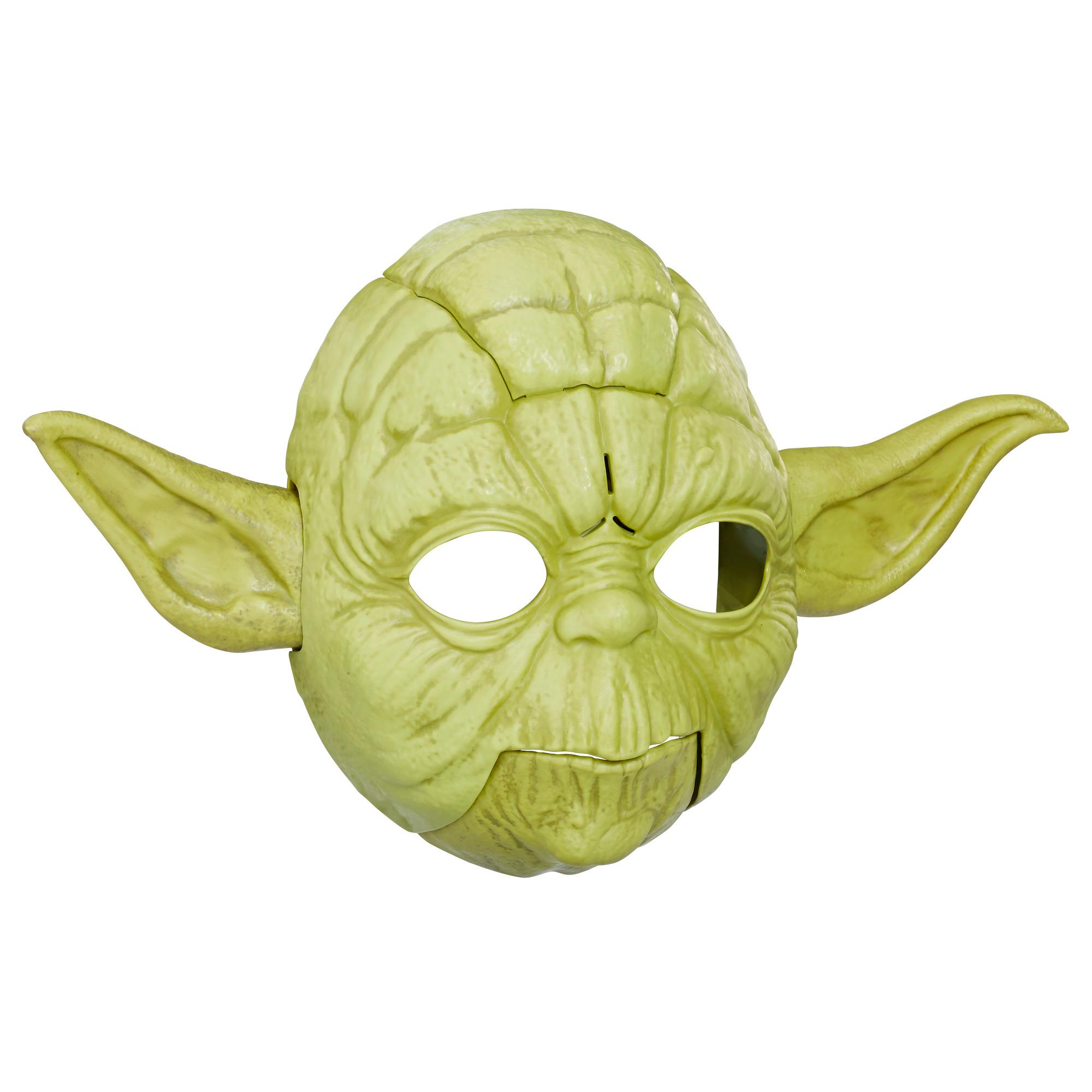 Star Wars : L'empire contre-attaque - Masque électronique de Yoda