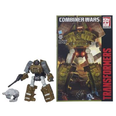 Transformers Generations Combiner Wars - Figurine Brawl de classe de luxe