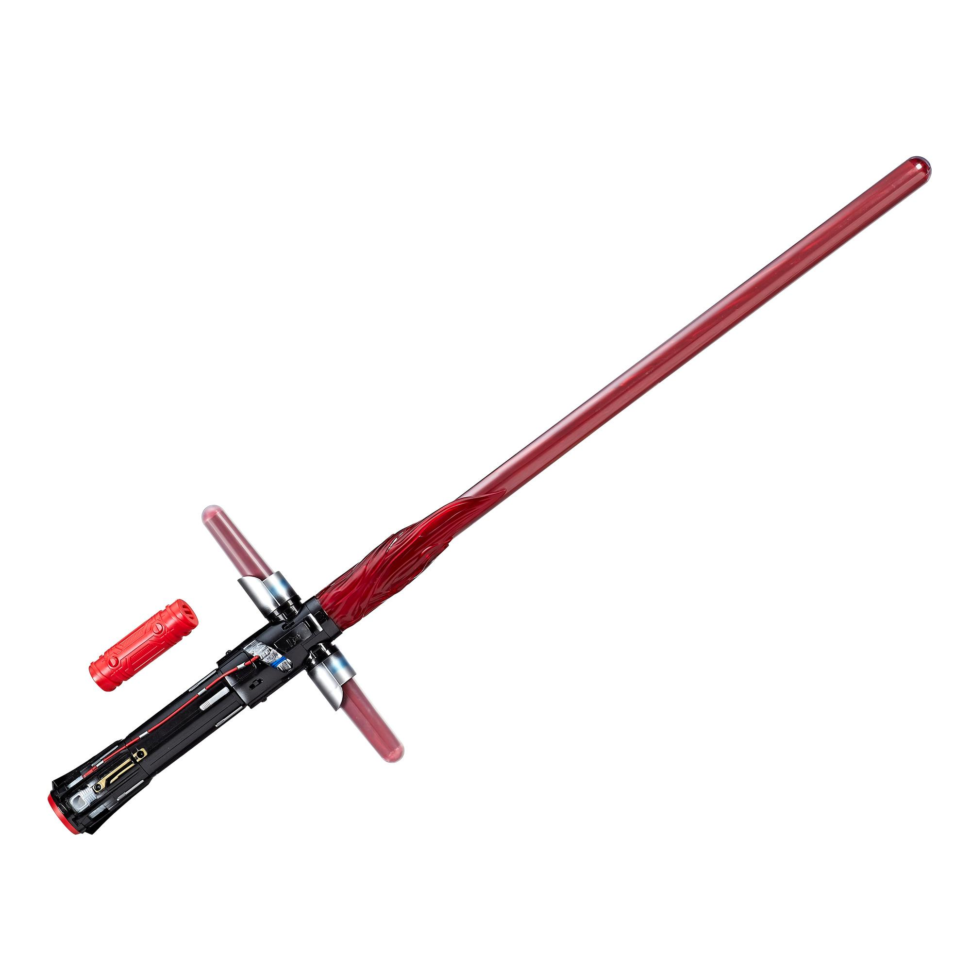 Star Wars Bladebuilders - Sabre laser électronique de luxe de Kylo Ren