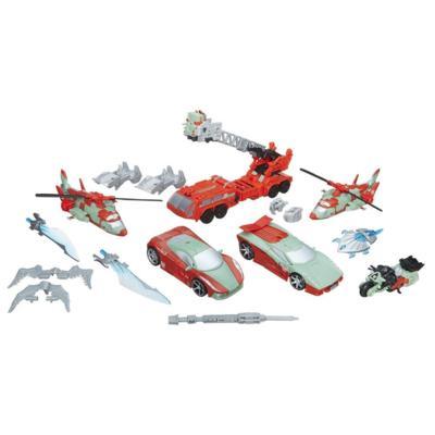 Transformers Generations Combiner Wars - Ensemble de collection Victorion