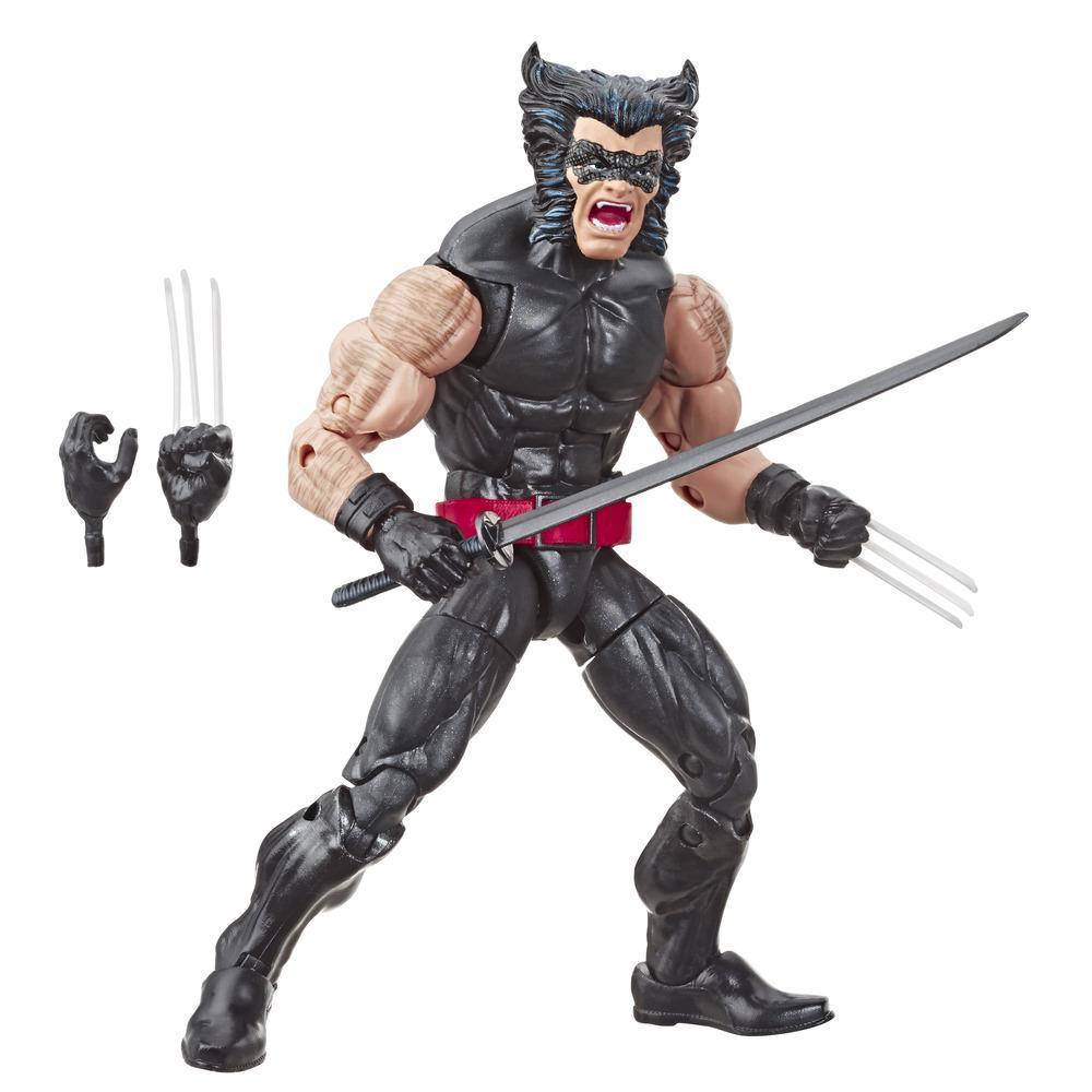 Collection Marvel Retro - Figurine Wolverine X-Men de 15 cm, pour enfants à partir de 4 ans et collectionneurs