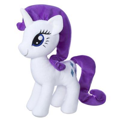 My Little Pony Les amies, c'est magique - Douce peluche Rarity