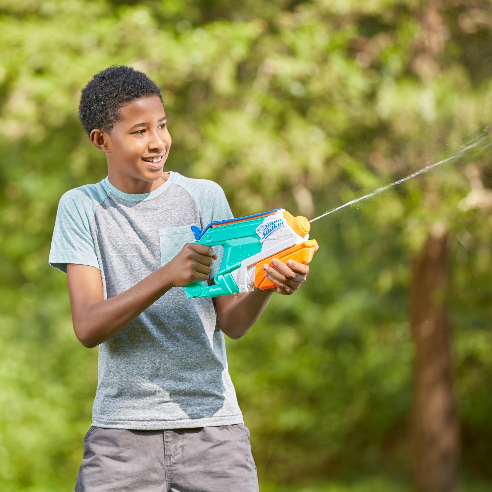 Nerf Super Soaker - Foudroyeur SplashMouth