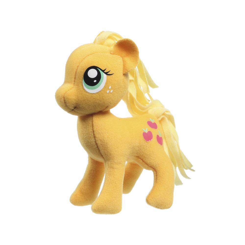 My Little Pony Les amies, c'est magique - Petite peluche Applejack