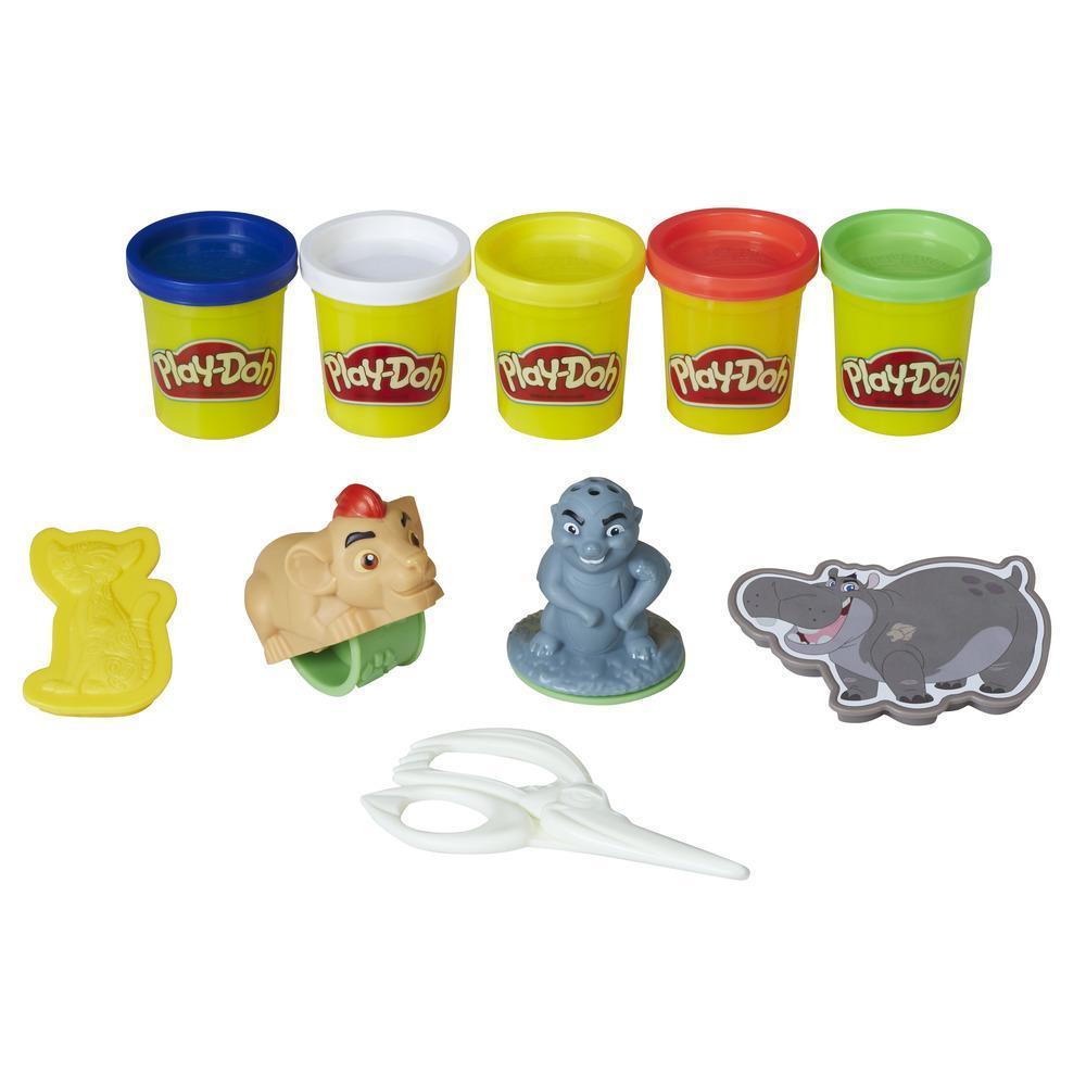 Play-Doh Disney–La Garde du Roi Lion Kion et ses amis