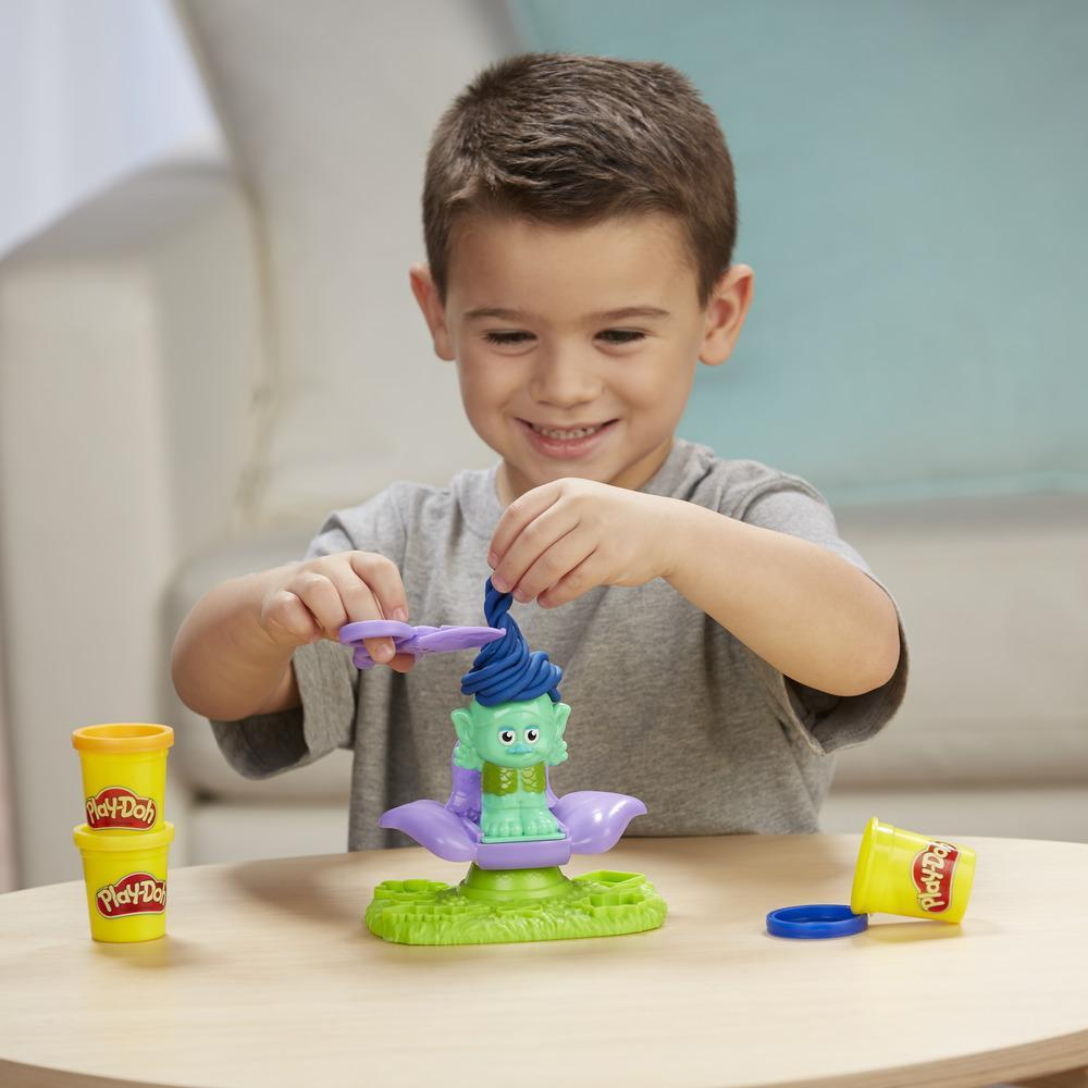 Play-Doh Dreamworks Trolls - Salon Coiffure mode