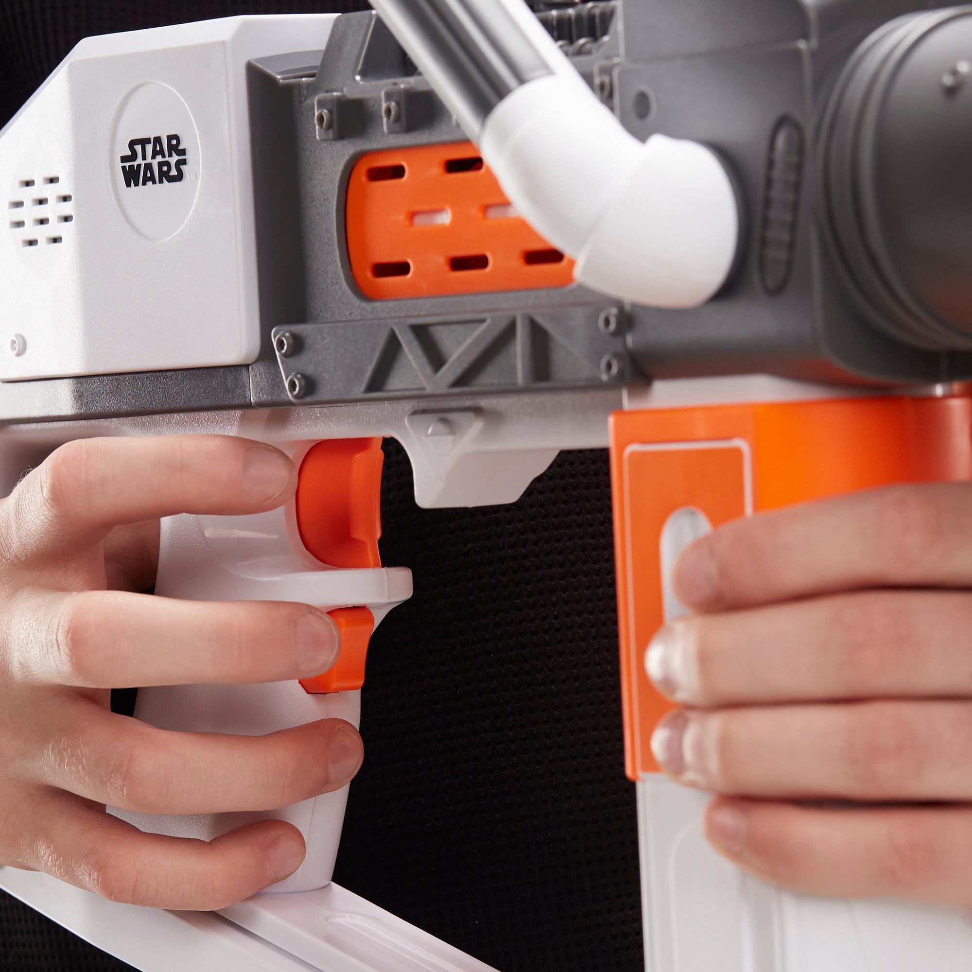 Star Wars Nerf - Blaster de luxe de Stormtrooper du Premier Ordre