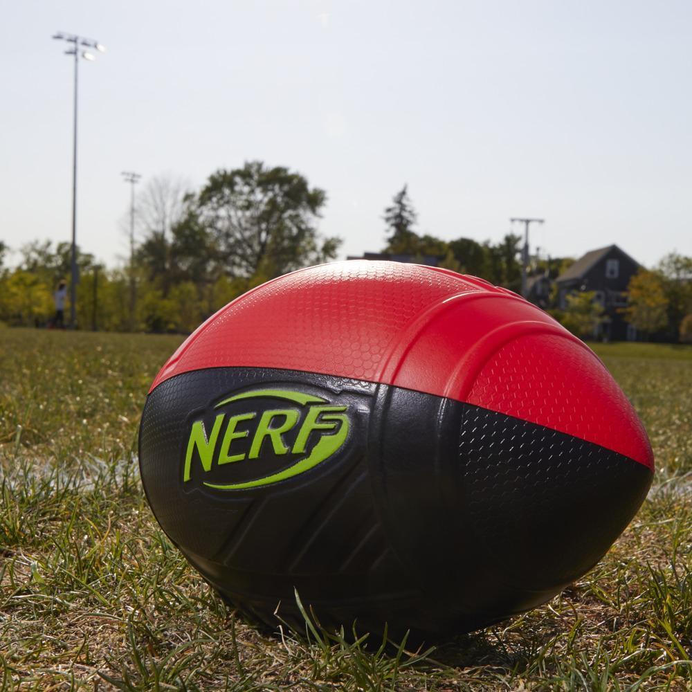 Ballon de football américain Pro Grip (rouge)