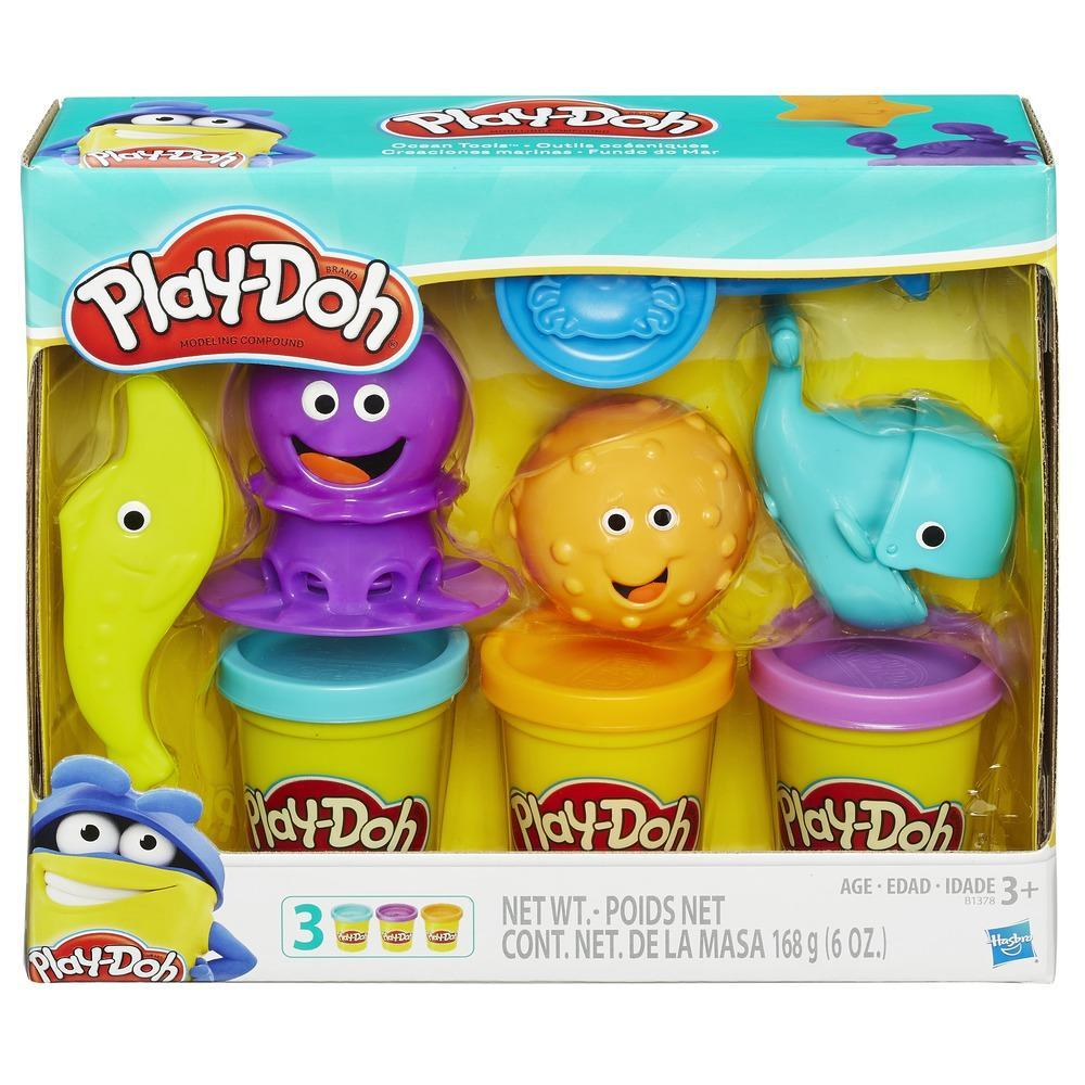 Play-Doh -Outils océaniques
