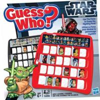 GUESS WHO? Édition STAR WARS