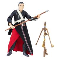 Star Wars: Rogue One The Black Series - Figurine Chirrut Ímwe