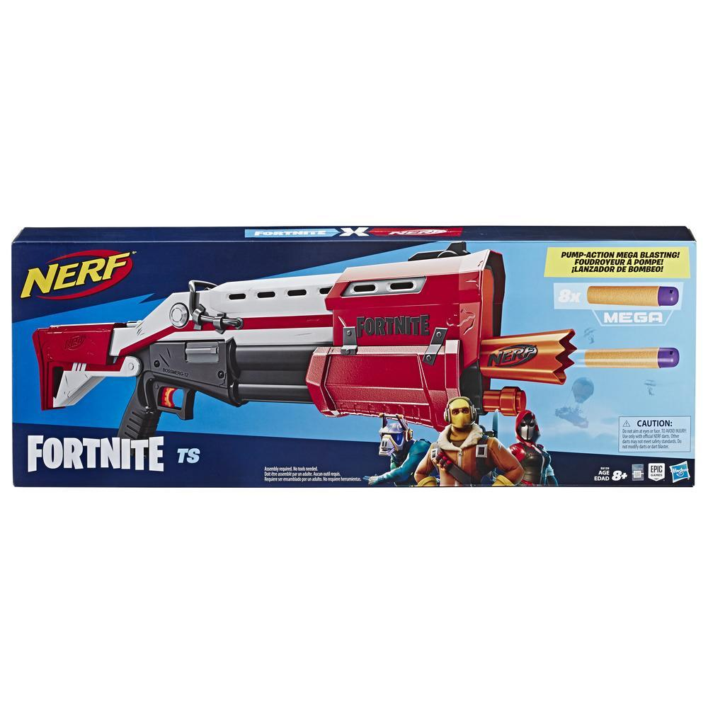 Blaster TS Nerf Fortnite