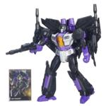 Transformers Generations - Figurine Skywarp de classe Leader