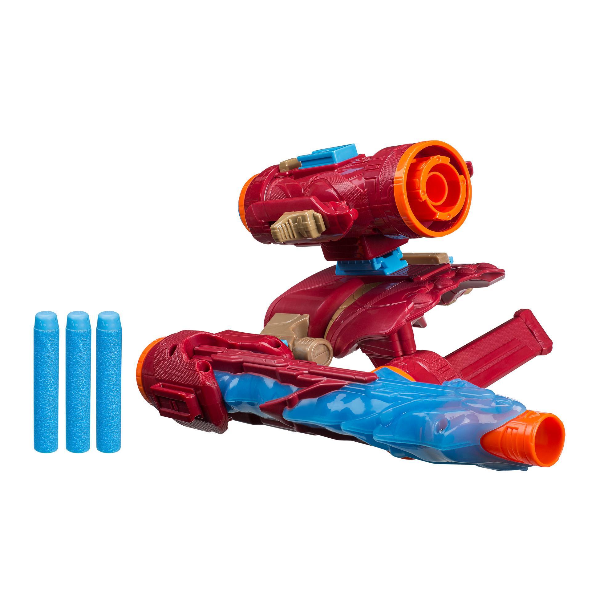 Marvel Avengers: La guerre de l'Infini - Nerf Assembler Gear Iron Man