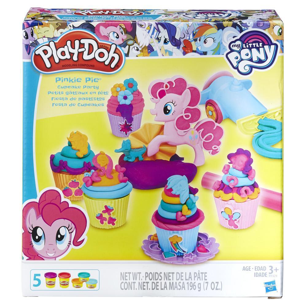 Play-Doh My Little Pony - Pinkie Pie Petits gâteaux en fête