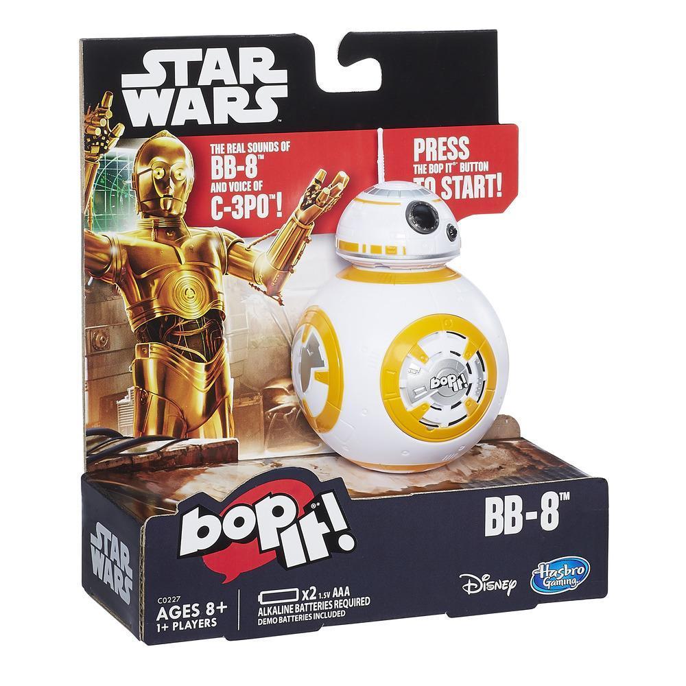 Jeu Bop It! Édition Star Wars BB-8