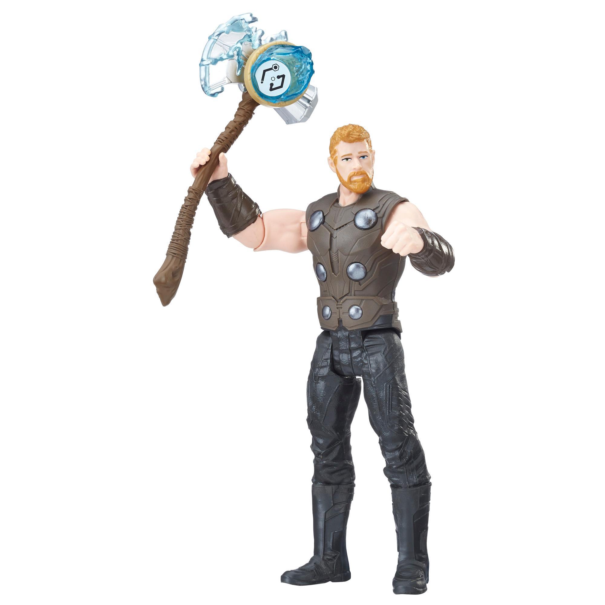 Marvel Avengers: La guerre de l'Infini - Thor avec Pierre d'infinité