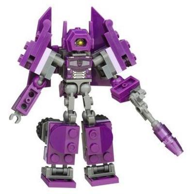 KRE-O Transformers KREON Convertible - Ensemble Shockwave