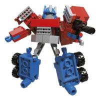 KRE-O Transformers - KREONS convertibles - Ensemble Optimus Prime
