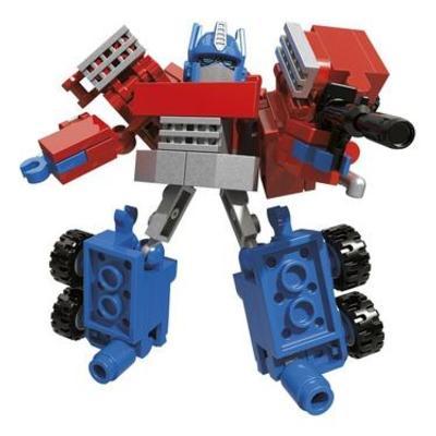 KRE-O Transformers - KREONS convertibles - Ensemble Optimus Prime