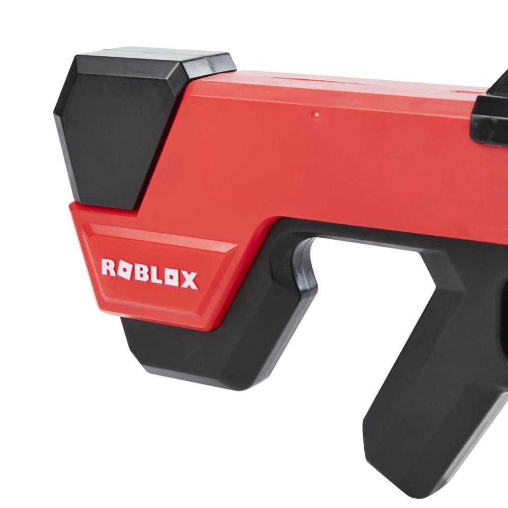 Nerf Roblox MM2, blaster à fléchettes Shark Seeker, 3 fléchettes Nerf Mega, code pour article virtuel dans le jeu