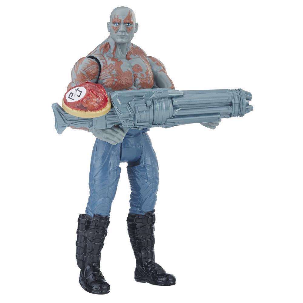 Marvel Avengers: La guerre de l'Infini - Drax avec Pierre d'infinité