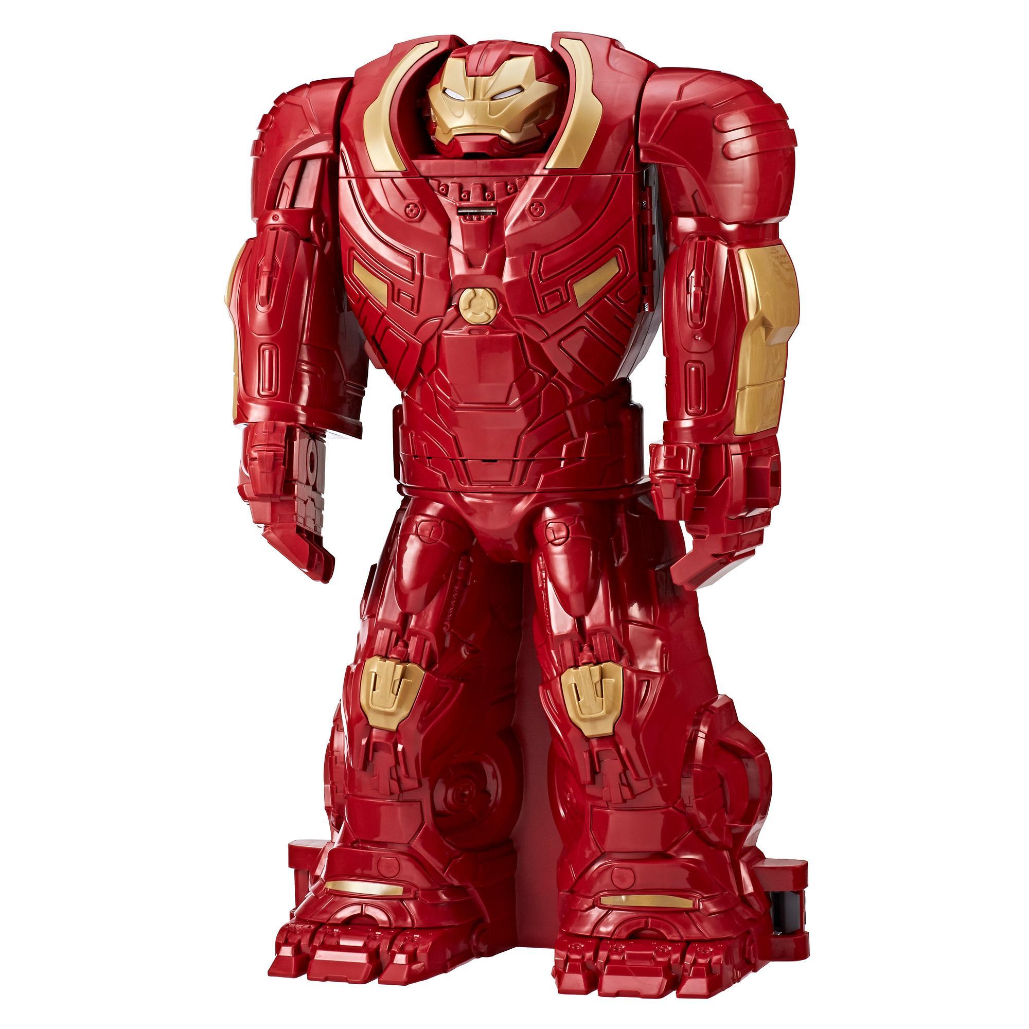 Marvel Avengers: La guerre de l'Infini - Jeu QG Figurine suprême Hulkbuster