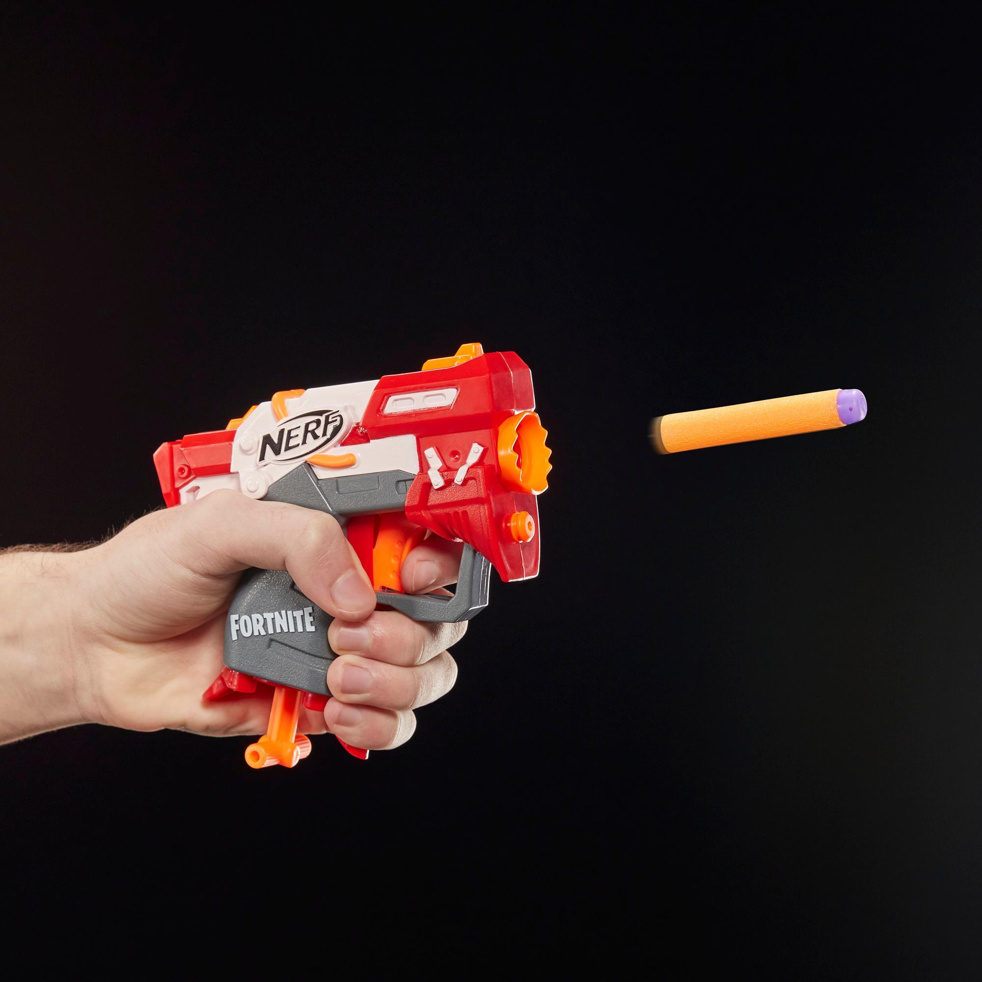 Blaster Fortnite TS Nerf MicroShots