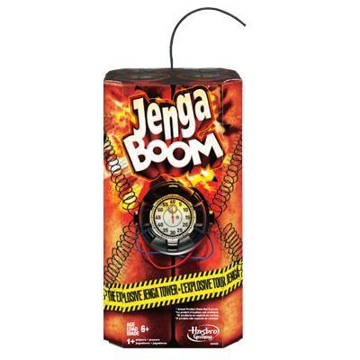 Jeu JENGA Boom