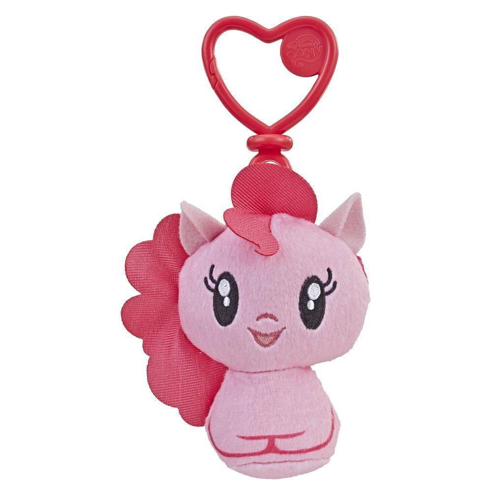 My Little Pony Cutie Mark Crew - Peluche à attacher du poney Pinkie Pie
