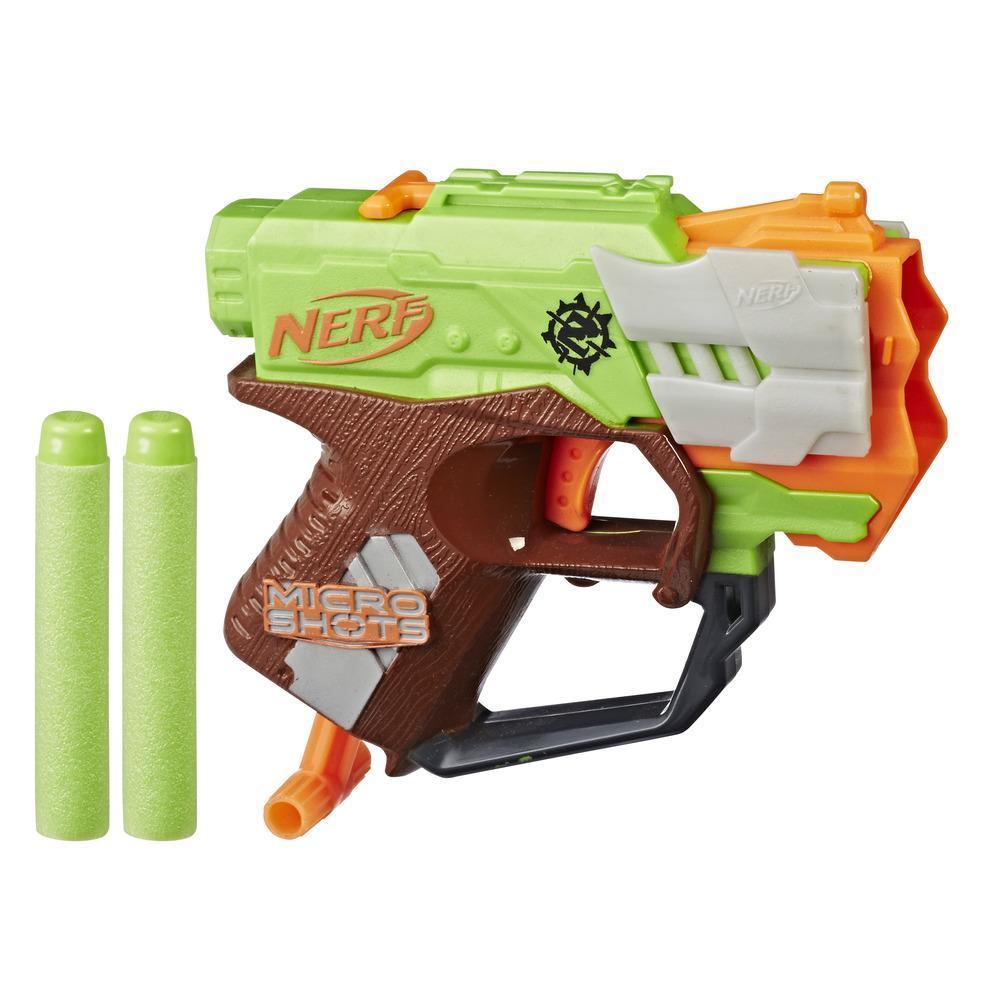 Nerf MicroShots Zombie Strike - Arbalète Crossfire Bow
