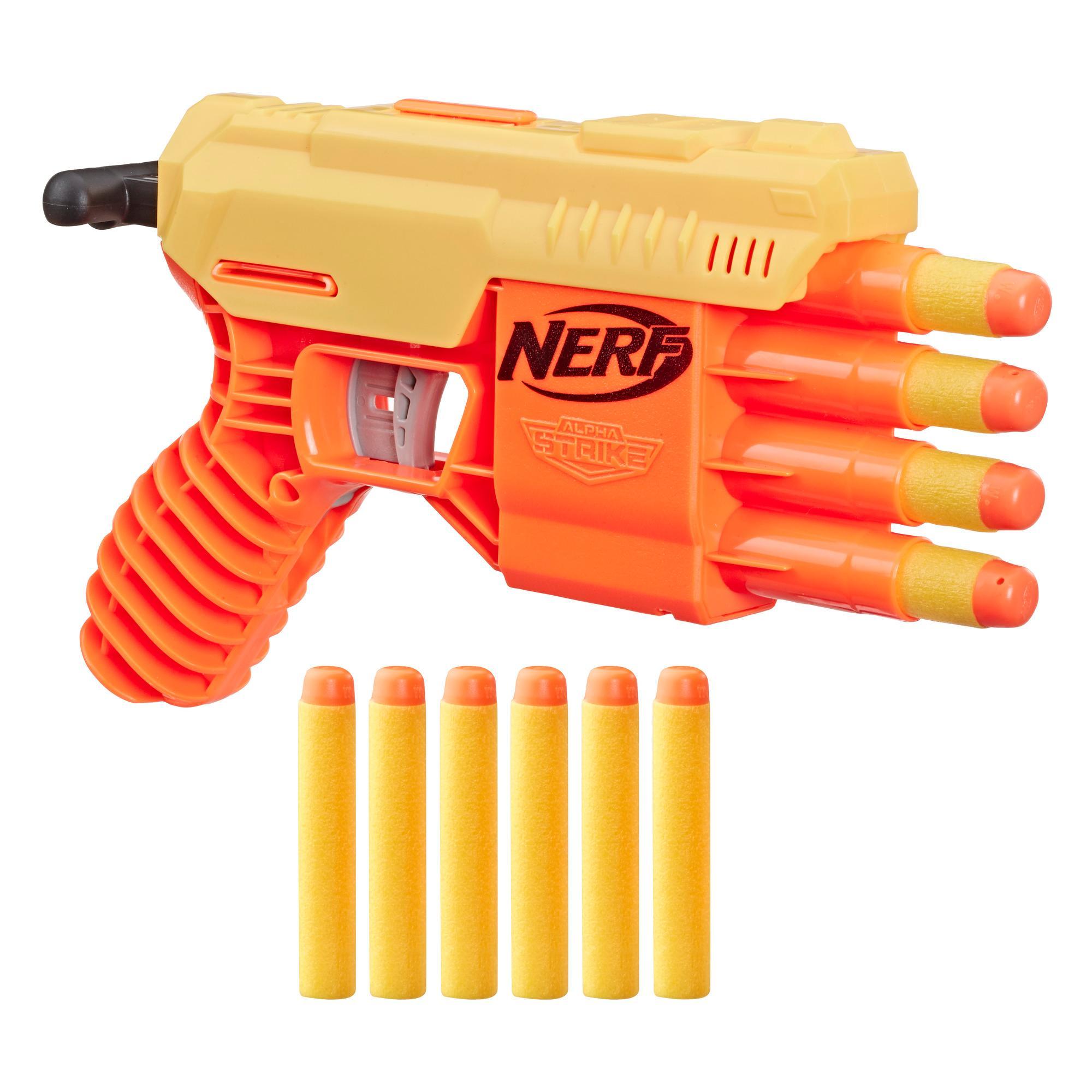 Blaster Nerf Alpha Strike Fang QS-4