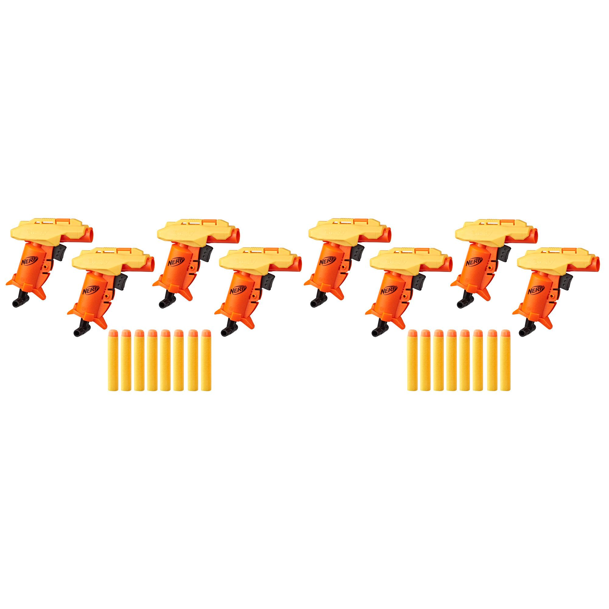 Ensemble de 8 blasters Stinger SD-1 Nerf Alpha Strike