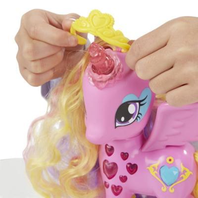 My Little Pony B1370 Princesse Cadance coeur Lumineux Prix  Prixjacking