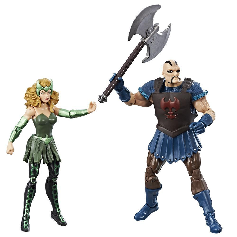 Marvel Legends - Duo Marvel's Enchantress & Executioner de 9,5 cm