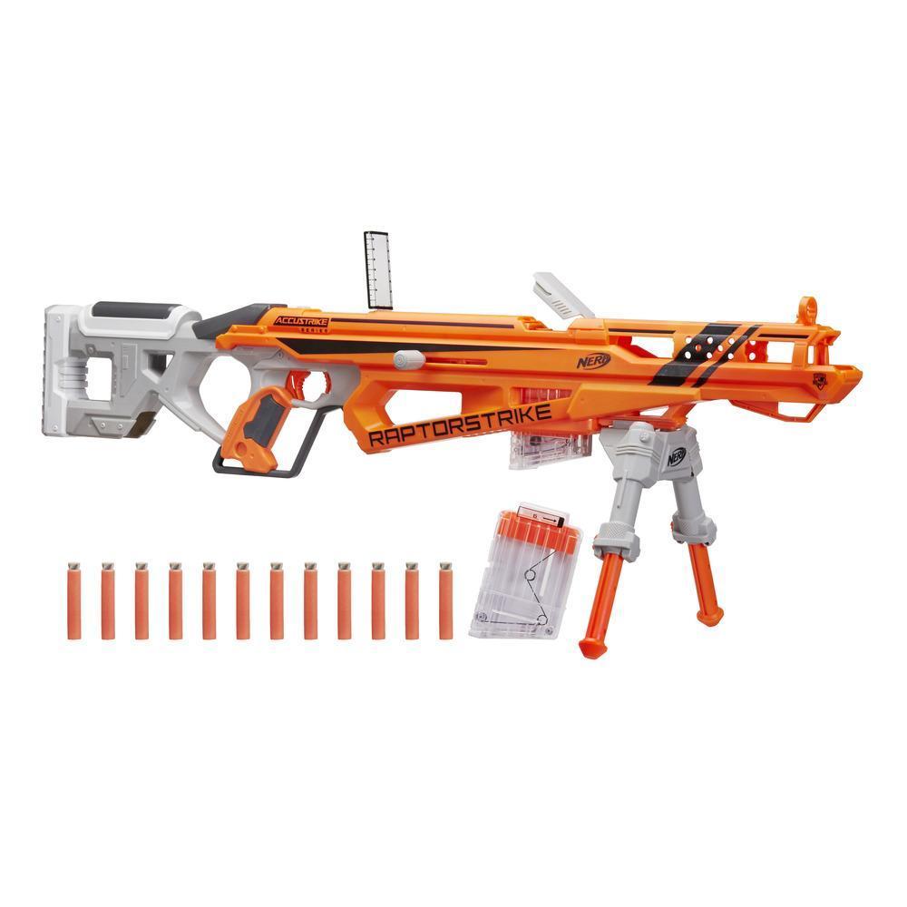 Nerf N-Strike Elite AccuStrike - Foudroyeur RaptorStrike