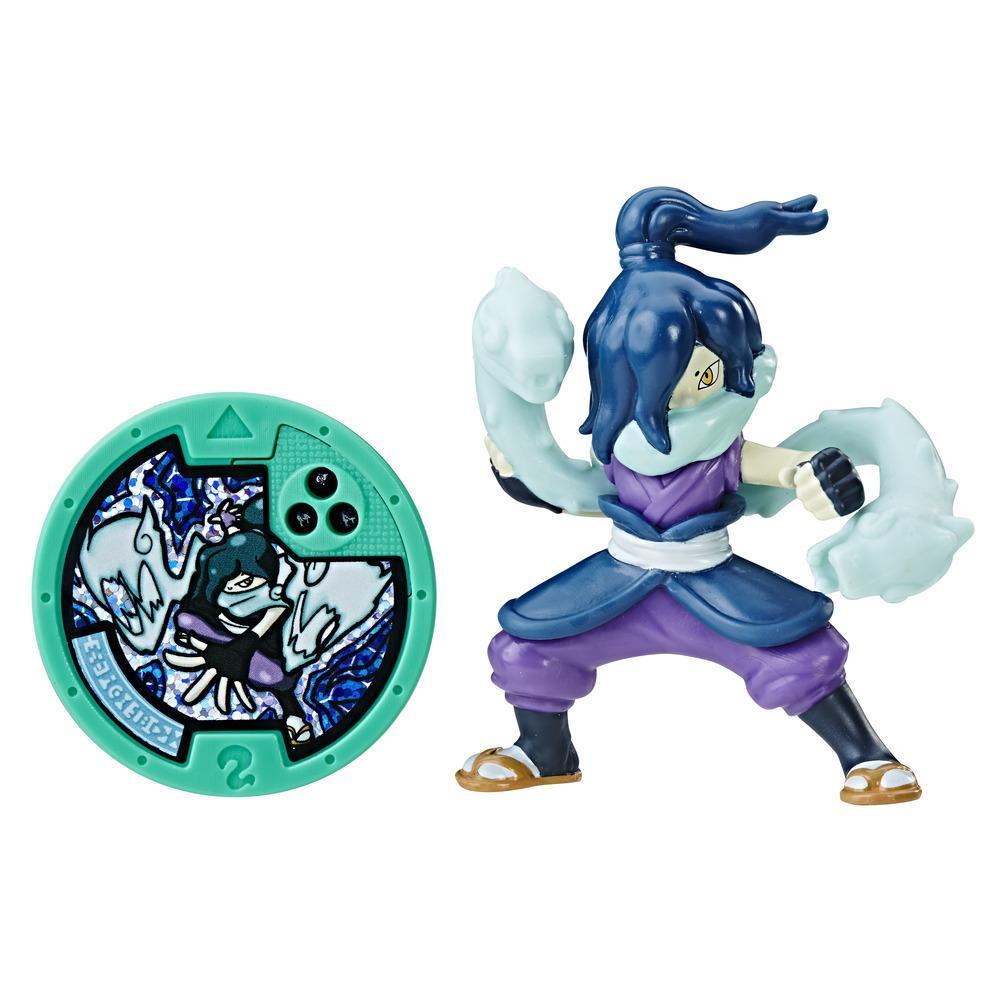 Yo-kai Watch – Figurine porte-médaille Octorgone