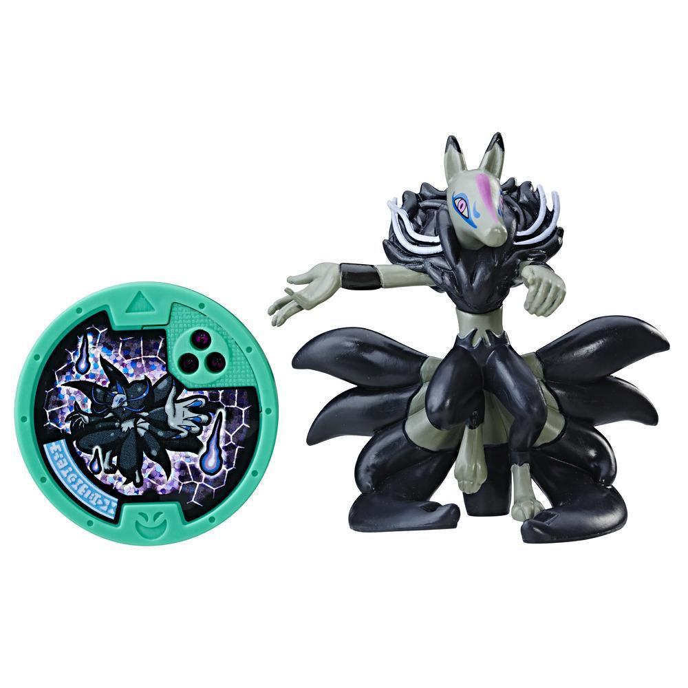 Yo-kai Watch – Figurine porte-médaille Darkyubi