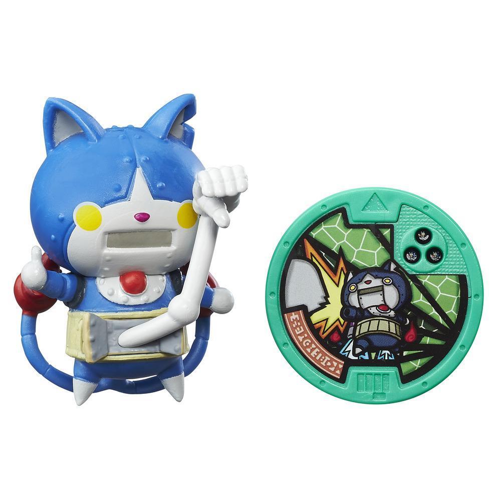 Yo-kai Watch – Figurine porte-médaille Robonyan