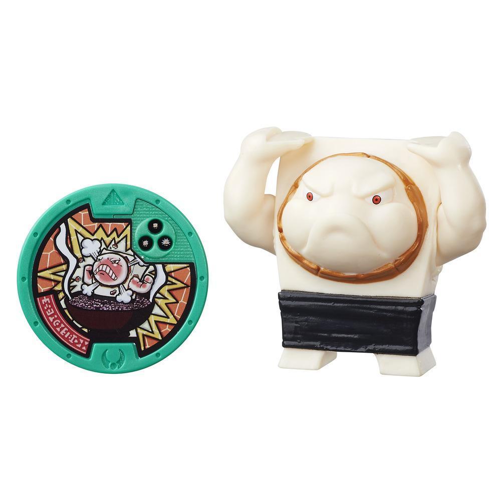 Yo-kai Watch – Figurine porte-médaille Sumochi