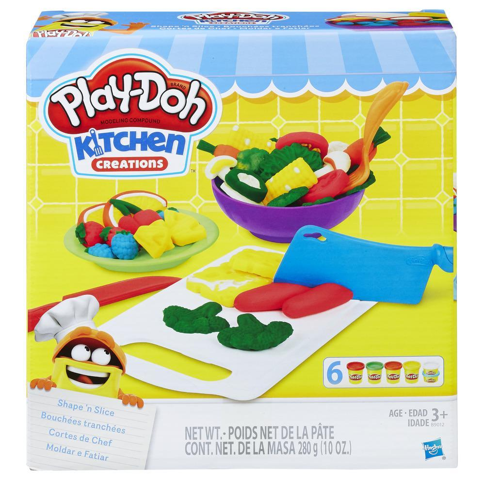 Play-Doh Kitchen Creations - Bouchées tranchées