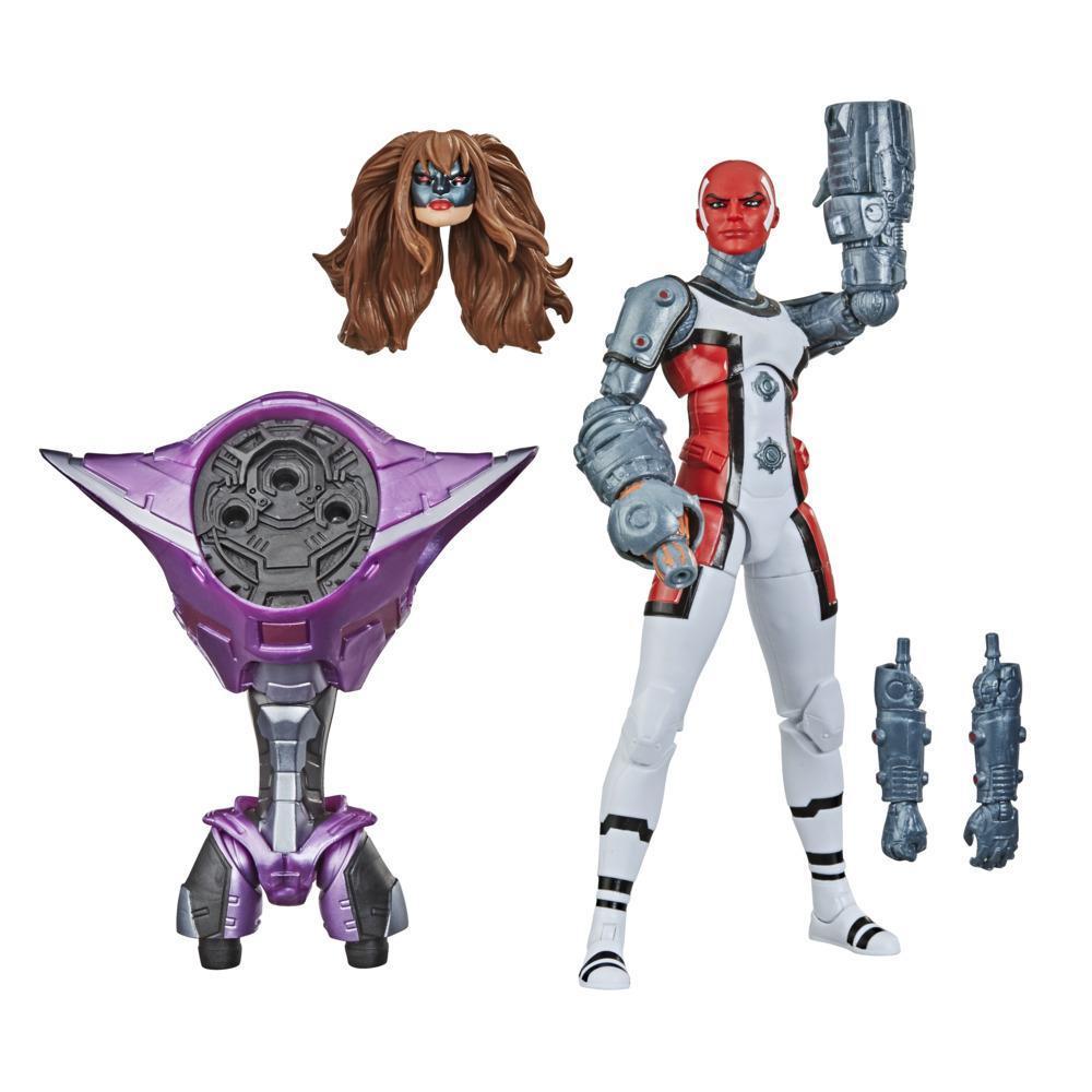 Hasbro Marvel Legends Series X-Men, figurine de collection Omega Sentinel de 15cm avec 5 accessoires, dès 4 ans