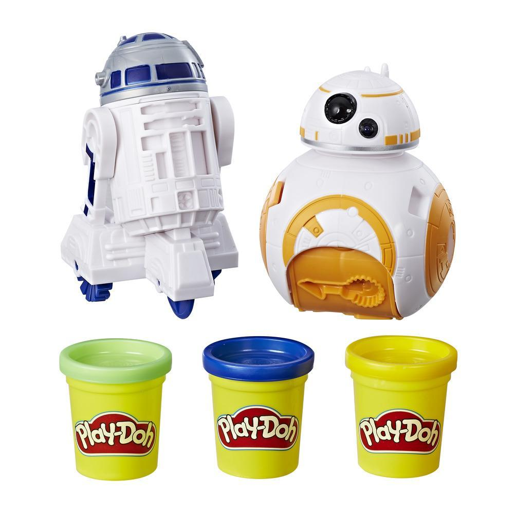 Play-Doh Star Wars - BB8 et R2-D2
