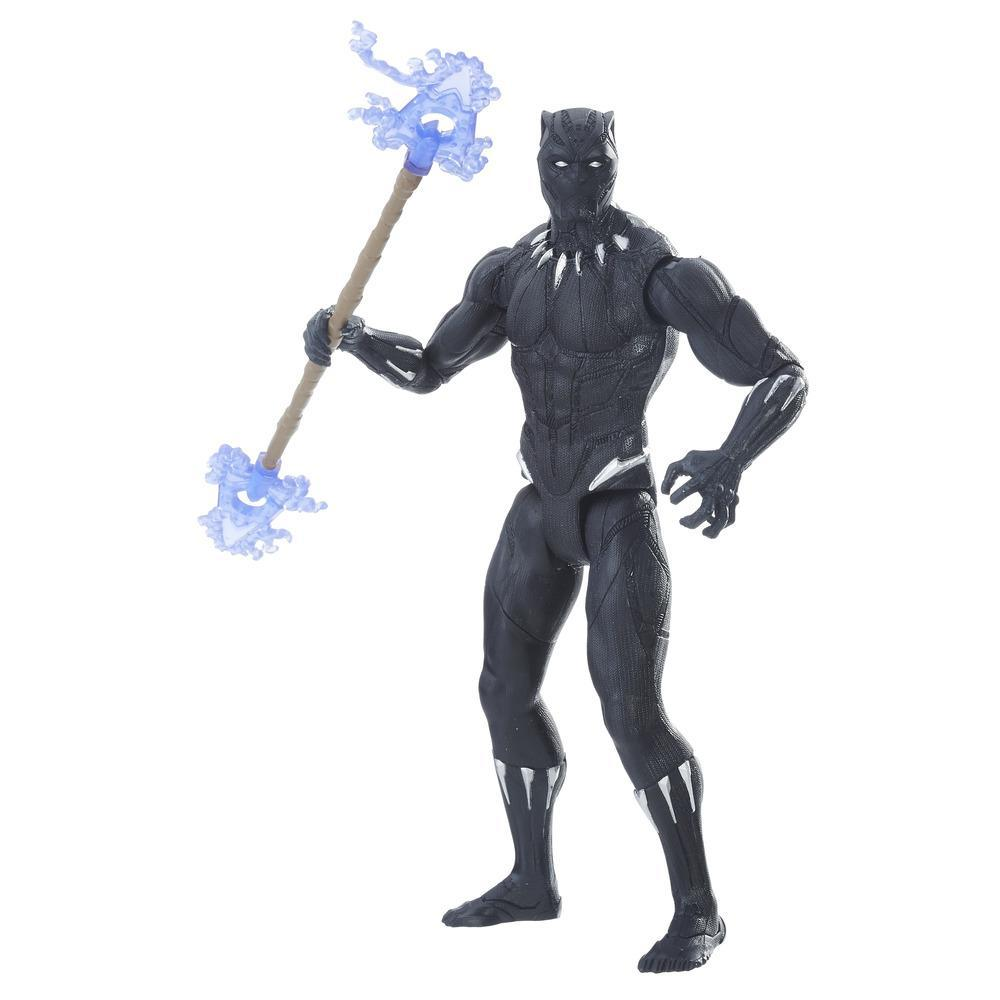 Marvel Black Panther - Figurine Black Panther de 15 cm