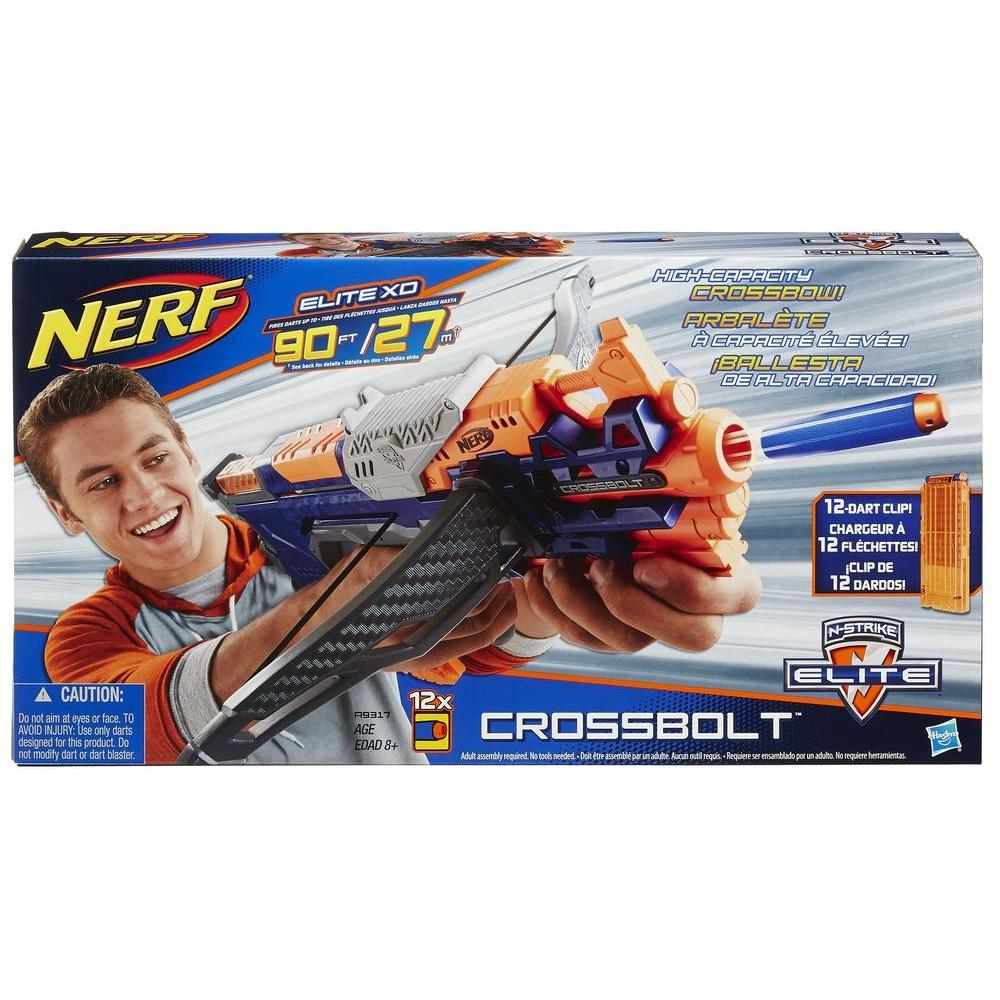 Nerf N-Strike Elite - Foudroyeur CrossBolt