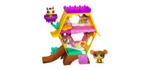 LITTLEST PET SHOP Assortiment de maisons