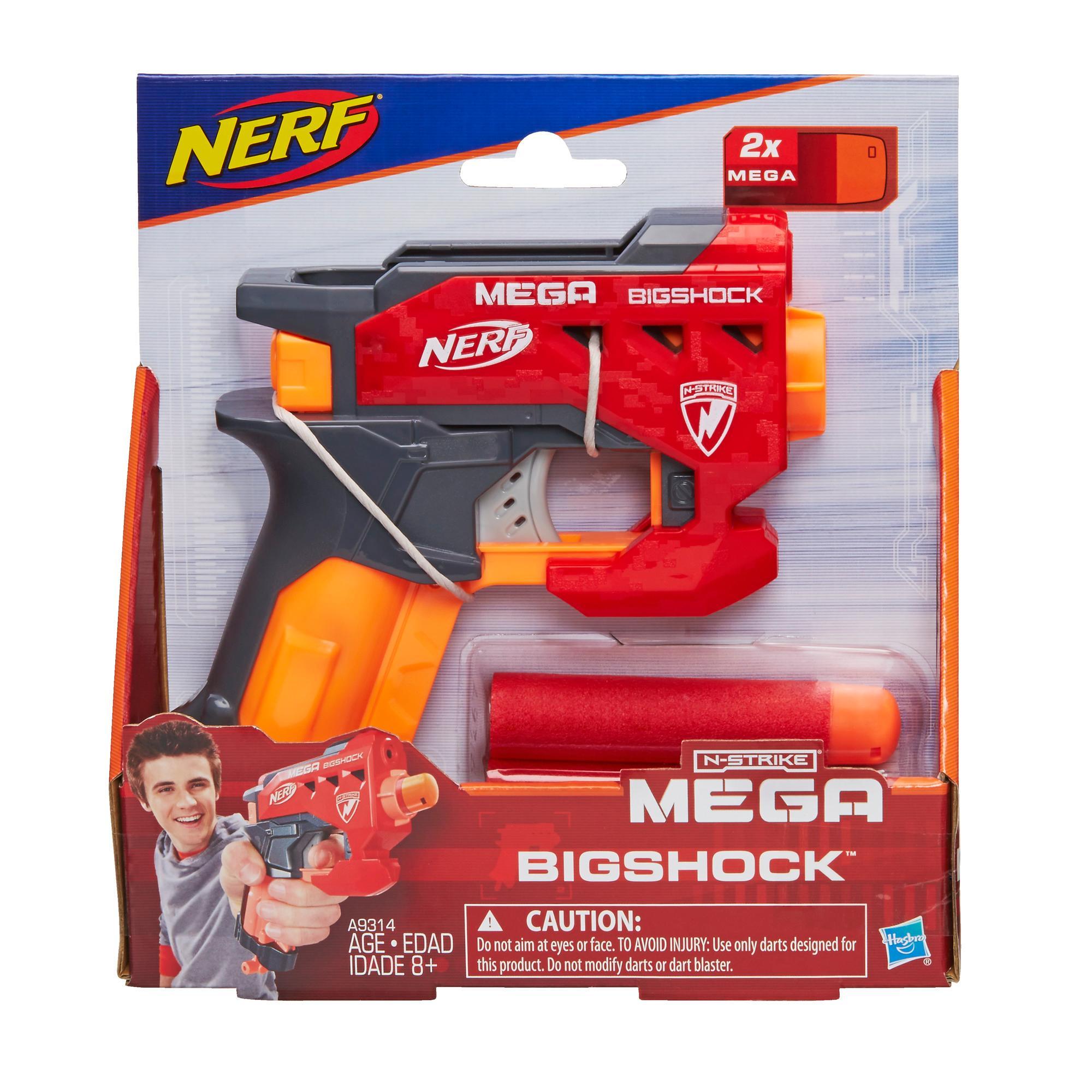 Nerf N-Strike - Foudroyeur Mega BigShock