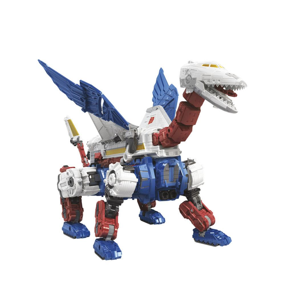 Transformers Generations War for Cybertron: Earthrise Leader WFC-E24 Sky Lynx (5 modes), 28 cm