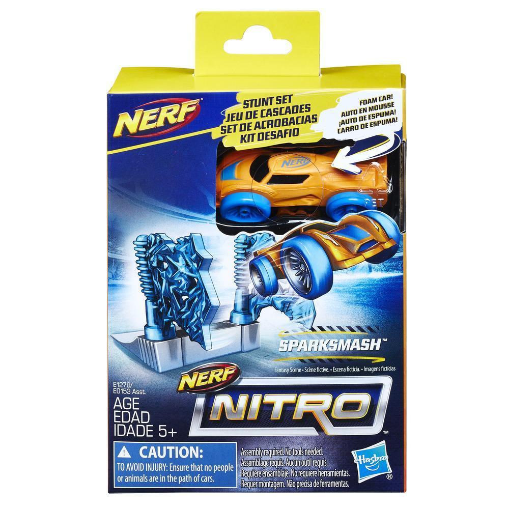 Nerf Nitro - Jeu de cascades SparkSmash